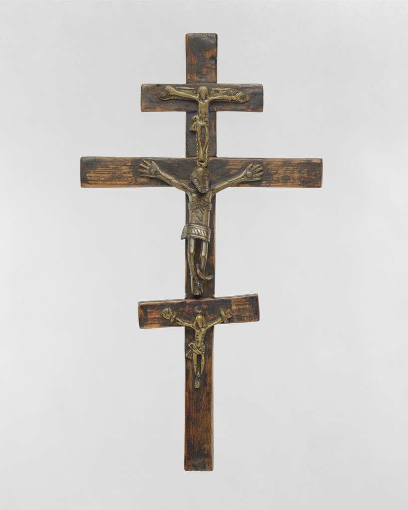 Kongo Triple Crucifix, 17th-19th Century.